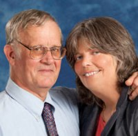 Owners, John and Mary Fowler