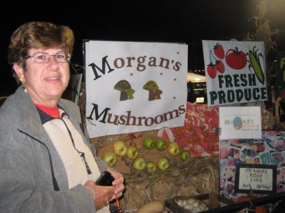 Mushroom mom